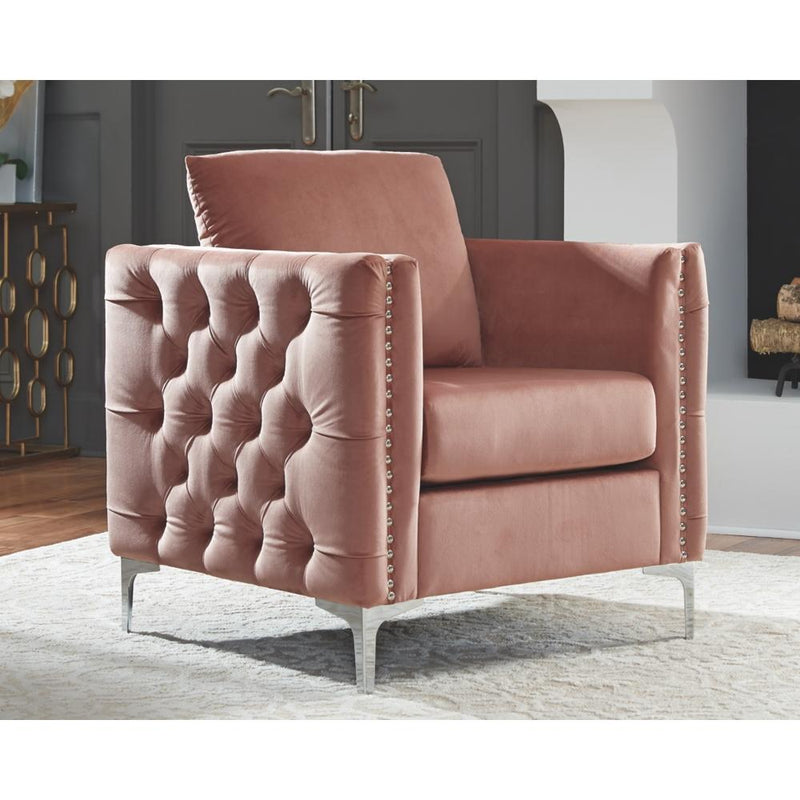 Lizmont Accent Chair - Al Rugaib Furniture (4660433879136)