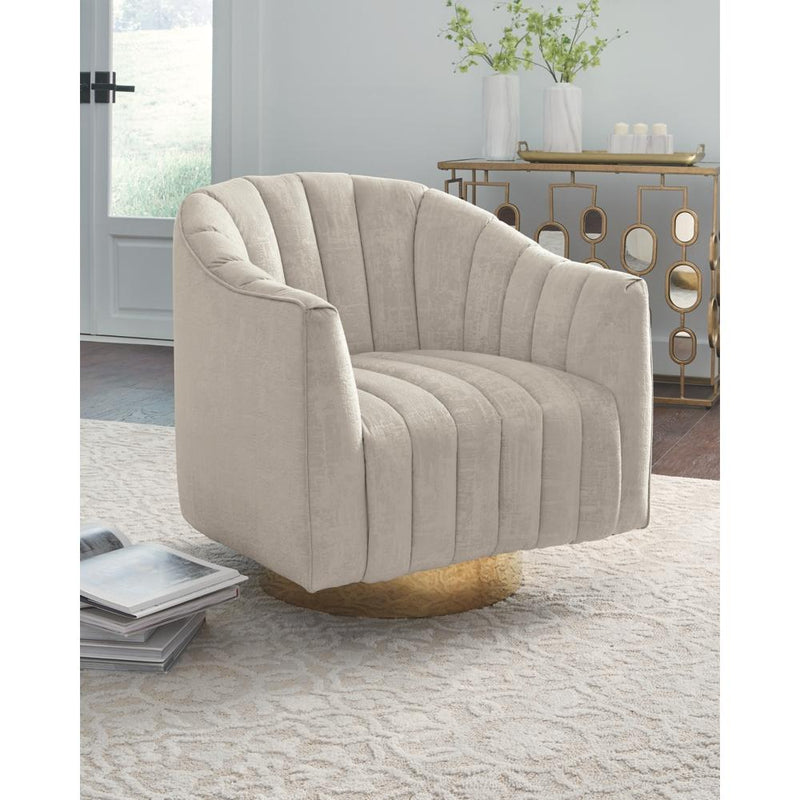 Penzlin Accent Chair - Al Rugaib Furniture (4661740699744)