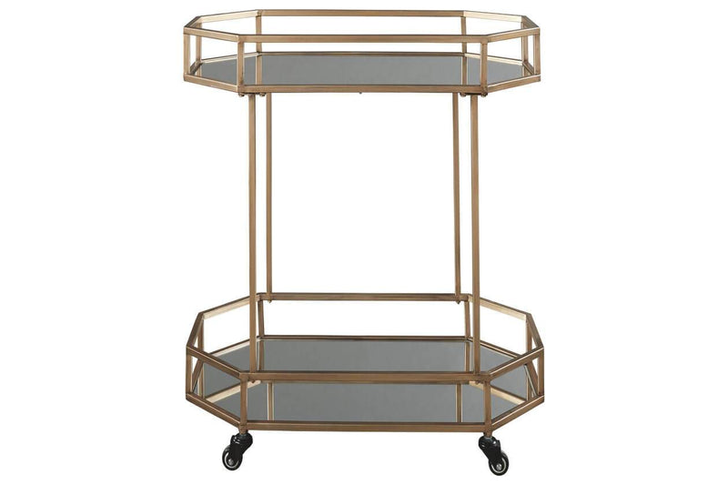 Daymont Bar Cart - Al Rugaib Furniture (2218663477344)