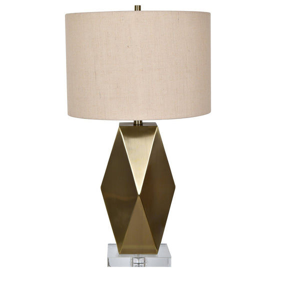 Rutledge Table Lamp - Al Rugaib Furniture (4494517600352)