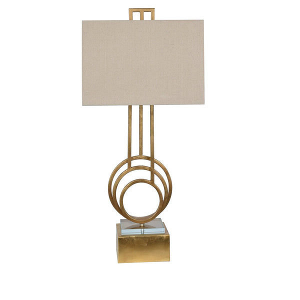 Gordman Table Lamp - Al Rugaib Furniture (4494515044448)