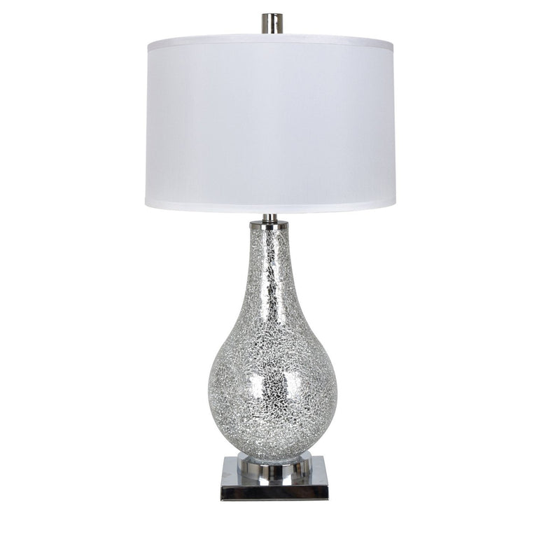 Ascott Silver Table Lamp (4494528282720)