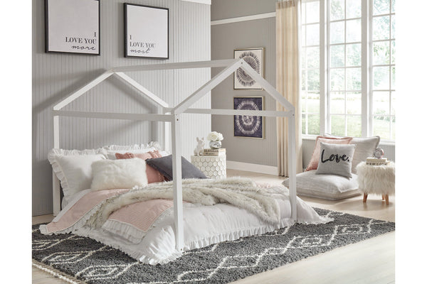 Full House Bed Frame (4803290660960)