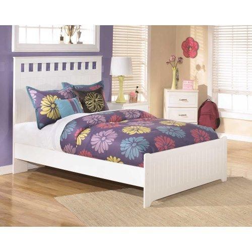 Lulu full size bed - Al Rugaib Furniture (1889049116768)