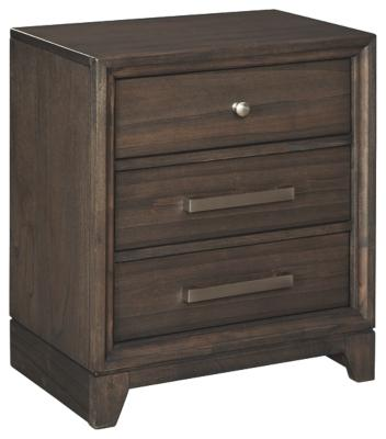 Nightstand - Al Rugaib Furniture (4596922024032)