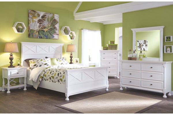 Kaslyn Bedroom Set - Queen size - Al Rugaib Furniture (672199082012)