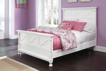 Kaslyn Full bed - Al Rugaib Furniture (672055263260)