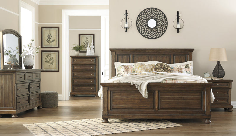 Flynnter Bedroom set2 - Al Rugaib Furniture (4588420923488)