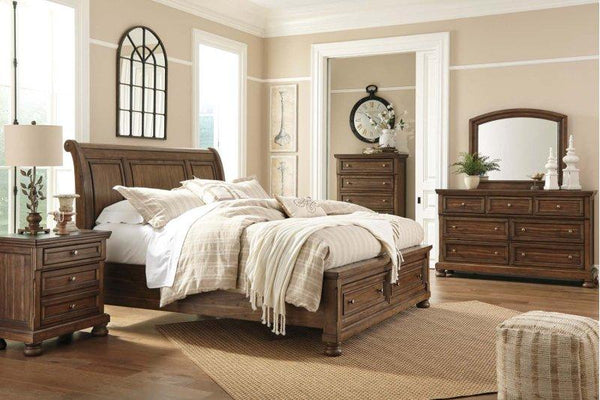 Flynnter Bedroom Set - Al Rugaib Furniture (1404163883104)