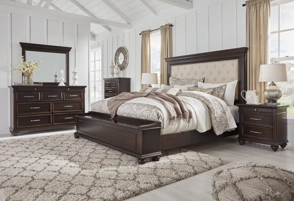 Brynhurst Bedroom det - Al Rugaib Furniture (4583619068000)