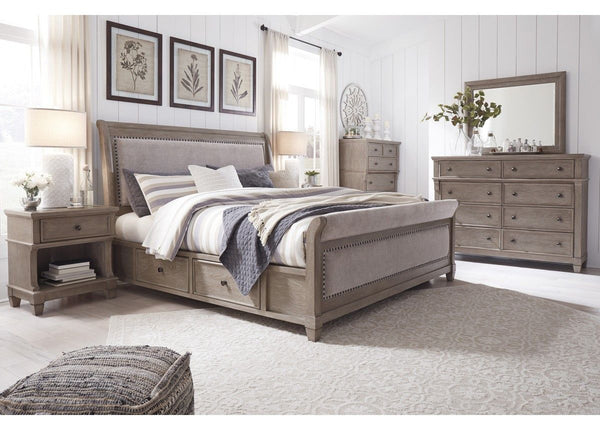 CHALLENE Bedroom Set (4742958776416)