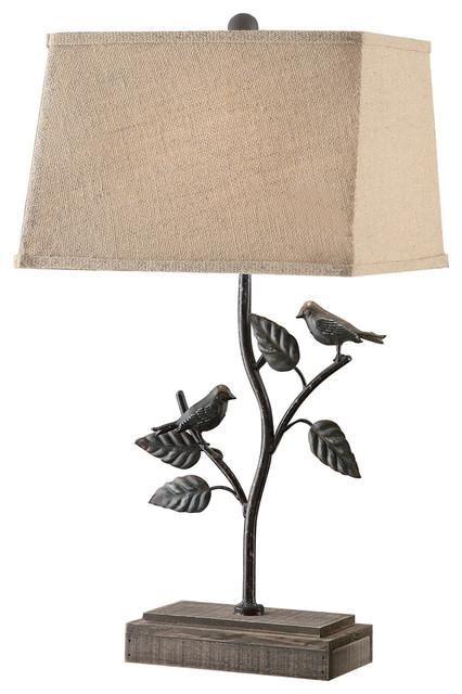 Park Side Table Lamp - Al Rugaib Furniture (4462465220704)