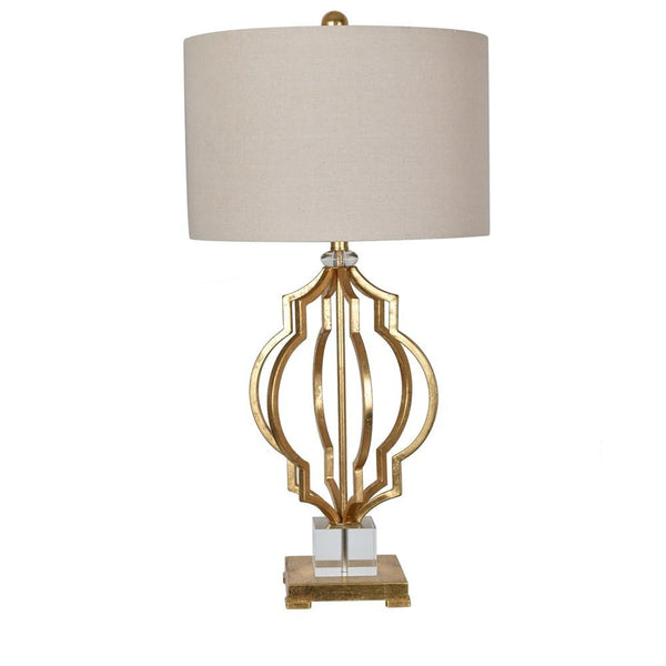 Parisian Table Lamp - Al Rugaib Furniture (68286677020)