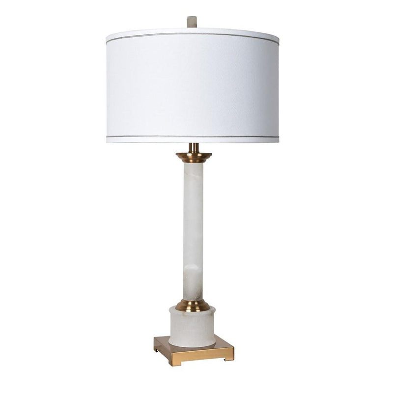 Hilton Table Lamp - Al Rugaib Furniture (68314890268)