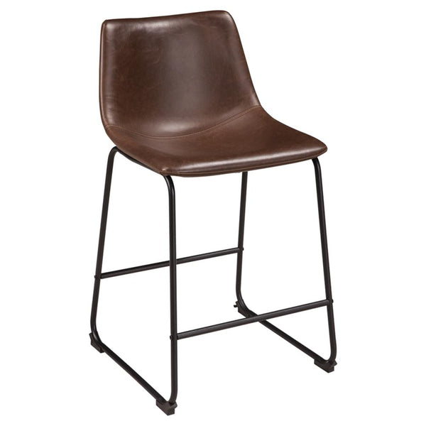 Centiar Upholstered Barstool - Al Rugaib Furniture (4507673067616)