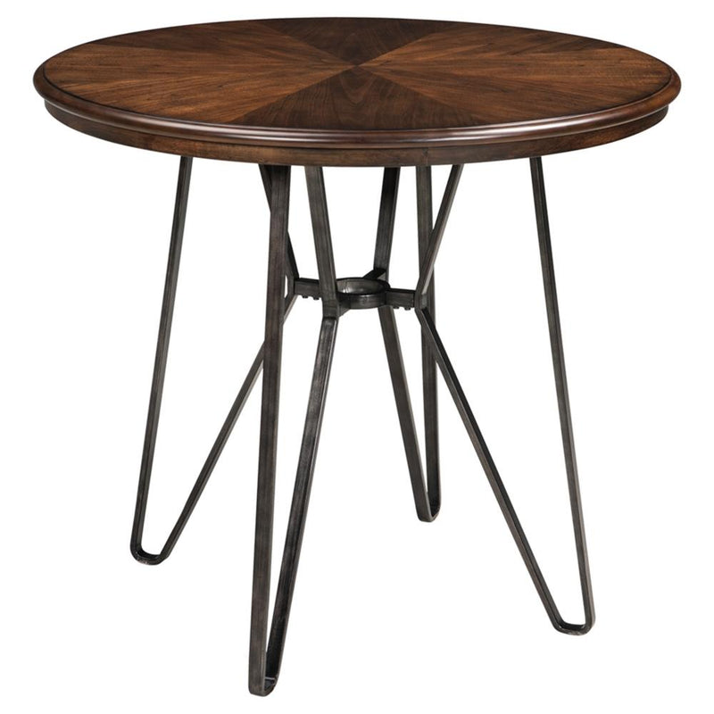 Centiar Round Counter Table - Al Rugaib Furniture (4507675066464)