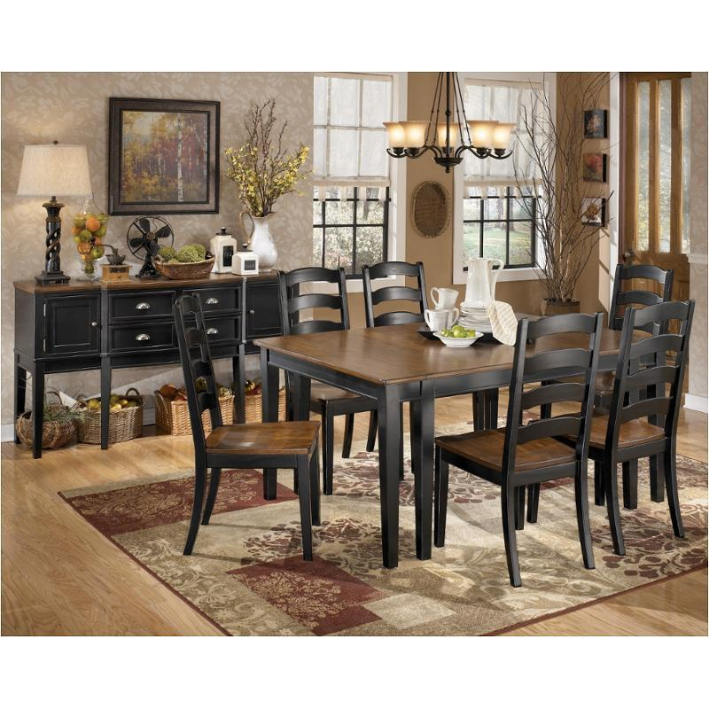 Owingsville Dining Room Extension Table - Al Rugaib Furniture (4334737064032)
