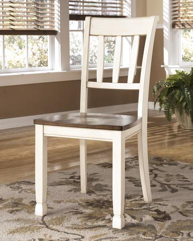 Whitesburg Dining Room Chair - Al Rugaib Furniture (737579008096)
