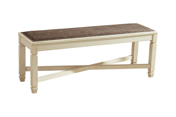Large UPH Dining Room Bench - Al Rugaib Furniture (772227137632)