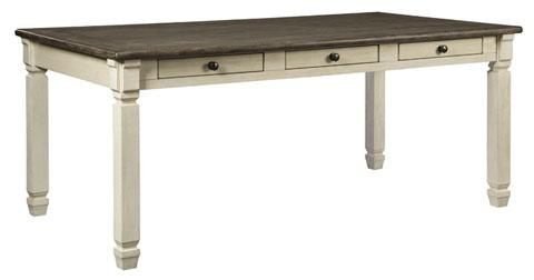 Rectangular Dining Room Table - Al Rugaib Furniture (1402057556064)