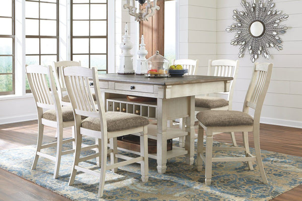 Bolanburg Counter Height Dining Room Table Set - Al Rugaib Furniture (1934726824032)