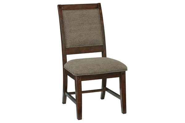 Windville Dining Room Chair - Al Rugaib Furniture (1894559285344)