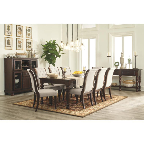 Porter Dining table set - Al Rugaib Furniture (4337847631968)