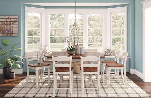Marsilona Dining room set - Al Rugaib Furniture (671047680028)