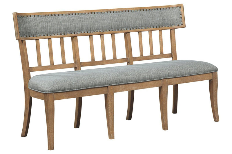 Ollesburg Bench - Al Rugaib Furniture (1515312906336)