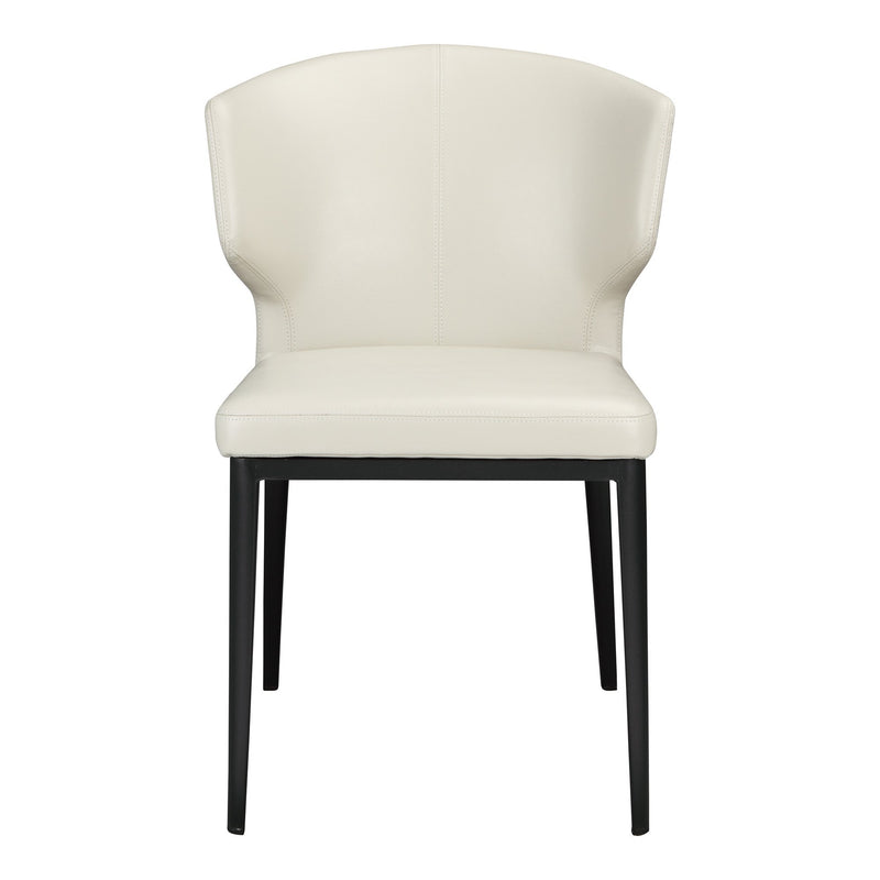 Delaney Side Chair Beige-M2 - Al Rugaib Furniture (4583152156768)