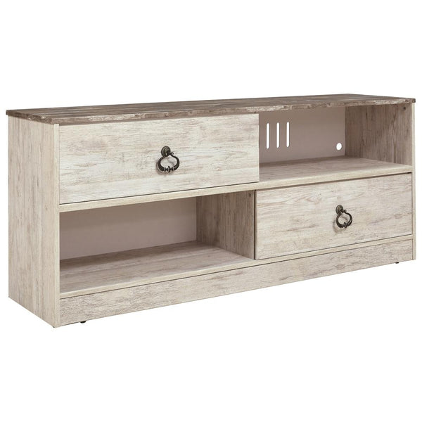 Willowton Large TV Stand - Al Rugaib Furniture (4660028309600)