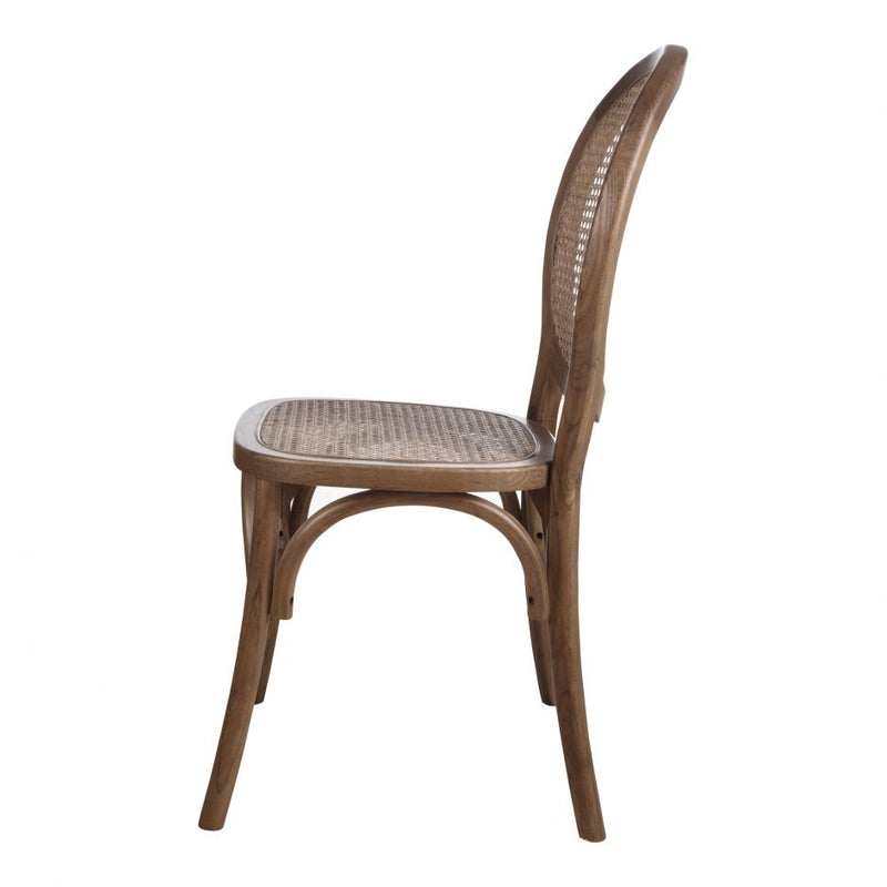 Rivalto Dining Chair-M2 - Al Rugaib Furniture (4684330500192)