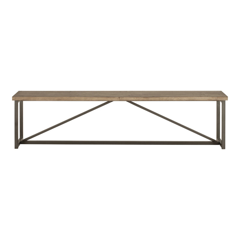 Sierra Bench - Al Rugaib Furniture (4583237812320)