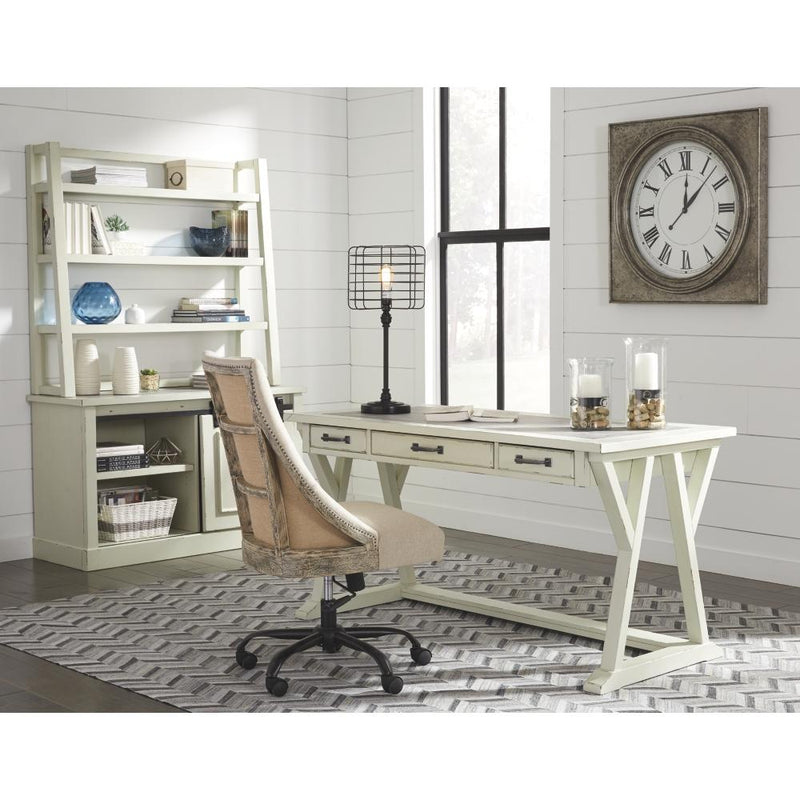 H642 - Jonileene Home Office Large Leg Desk