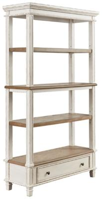 "Realyn 75"" Bookcase - Al Rugaib Furniture (4596928479328)"
