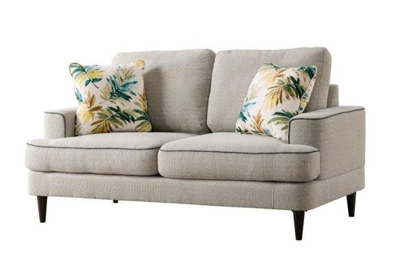 HC00935 loveseat - Al Rugaib Furniture (4574225301600)