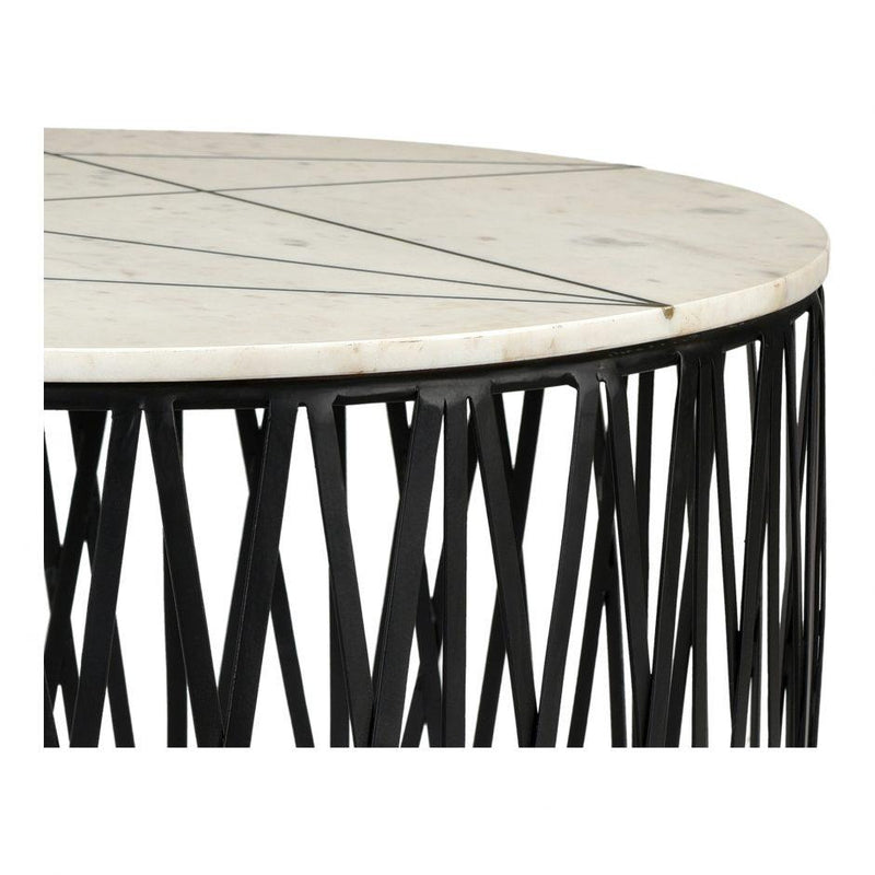 Calcutta Coffee Table - Al Rugaib Furniture (4583299448928)
