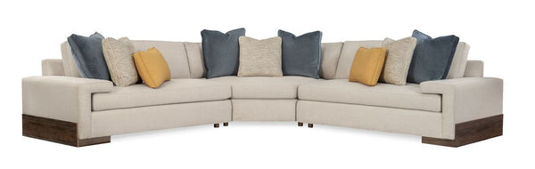 Modern Upholstery - I'm Shelf-Ish 3-Pc Sectional - Al Rugaib Furniture (4552646885472)