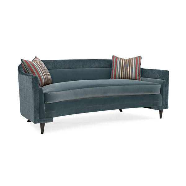 Modern Edge - Double Edge Sofa - Al Rugaib Furniture (4462474264672)