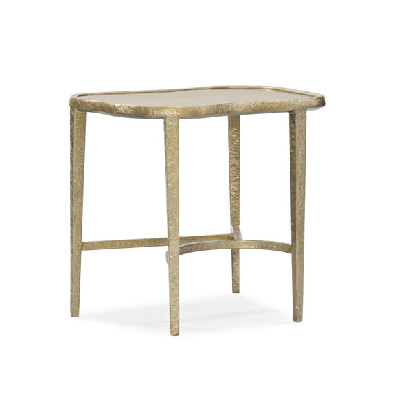 Modern Edge - Contour End Table - Al Rugaib Furniture (4450802139232)