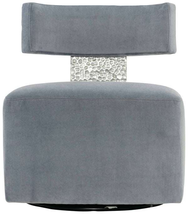 Ella Swivel Chair - Al Rugaib Furniture (4508695986272)