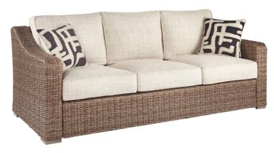 Sofa with cushion - Al Rugaib Furniture (4569790021728)