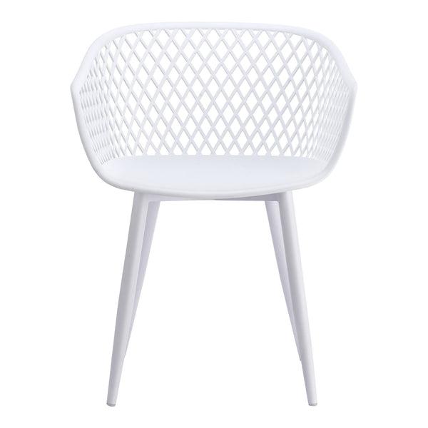 Piazza Outdoor Chair White-M2 - Al Rugaib Furniture (4583204552800)