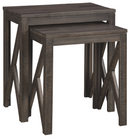 Emerdale Accent Table Set - Al Rugaib Furniture (4665028345952)