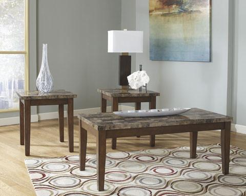 Theo Occasional Table Set - Al Rugaib Furniture (9154447570)