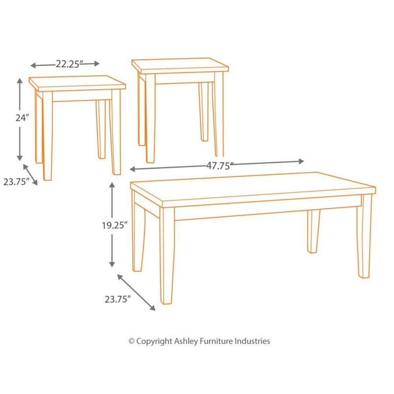 Theo Occasional Table Set (9154447570)