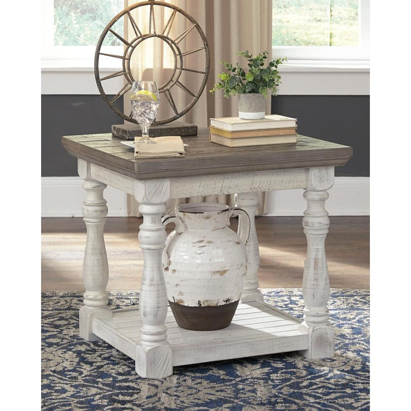Havalance Rectangular End Table (4502349709408)
