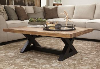 Wesling RECTANGULAR COCTAIL TABLE - Al Rugaib Furniture (9411471058)