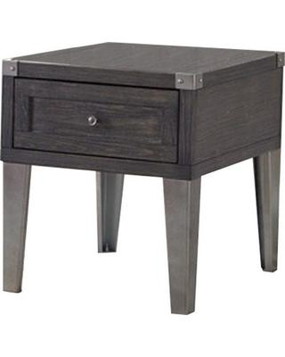 Todoe  End Table - Al Rugaib Furniture (536894799900)