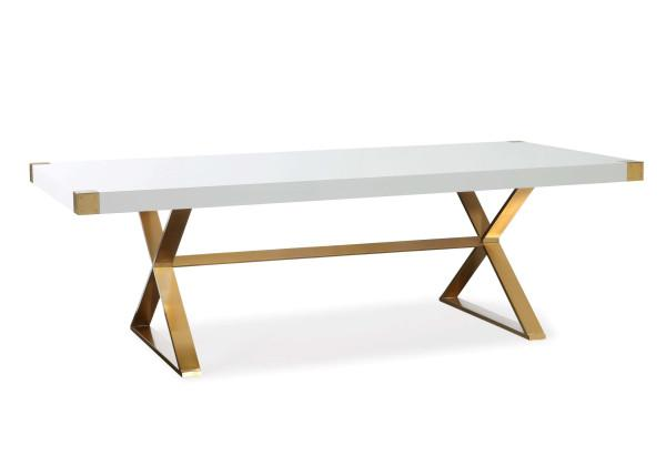 Adeline Dining Table - Al Rugaib Furniture (2256830431328)